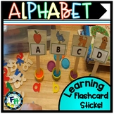 Alphabet Sticks