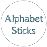 Alphabet Sticks for Games