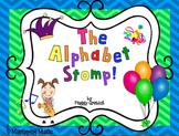 Alphabet Stomp/Jazzy Alphabet Song/Dance