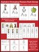 Alphabet Stomping Phonics Packs Prek-Kinder Bundle