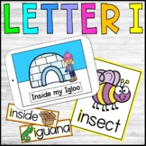 Alphabet Stories and Crafts - The Letter I