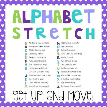 Alphabet Stretch