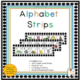 Alphabet Strips