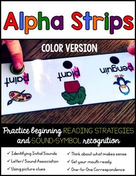 Alphabet Strategy Strips