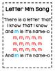Alphabet Study Sample-Letter Mm