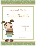 Alphabet Study – Sound Sorting - Sound Boards Bundle – 30 pages