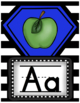 Alphabet - Super hero