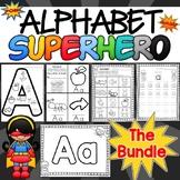 Alphabet Worksheets BUNDLE Letters A-Z
