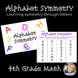 Alphabet Symmetry Packet