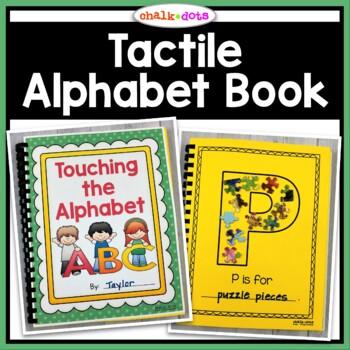 Alphabet Tactile Book