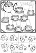 Alphabet Tea Party