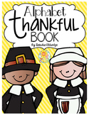 Alphabet Thankful Book- Freebie!