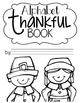 Alphabet Thankful Book- Freebie!
