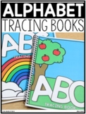 Alphabet Thematic Tracing Books