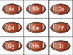 Alphabet Touchdown!! Football Game for Beginning Sounds Preschool- Kindergarten