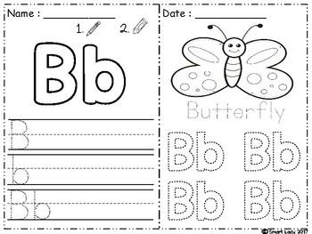 Alphabet Trace and Color (Set 3)