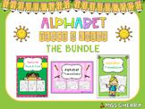 Alphabet Trace & Color THE BUNDLE