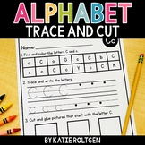 Alphabet Trace and Match Pages