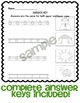 Alphabet Trace and Match Activity Pages