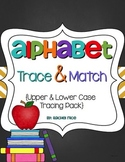 Alphabet Tracing Sheets - Upper and Lower Case