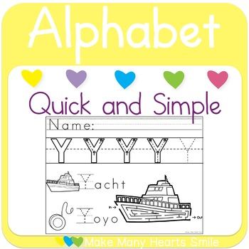 Alphabet Trace and Solve the Maze