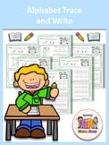 Alphabet Trace and Write