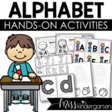 Alphabet Centers and Activities