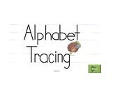 Alphabet Tracing (PDF)