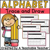 Alphabet Tracing | Alphabet Letter Tracing | Alphabet Trac