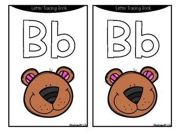 Alphabet Tracing Book 2