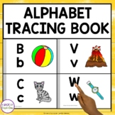 Alphabet Book for Learning Letters