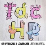 Alphabet Tracing Cards, Alphabet Tracing Pages, Alphabet Cards