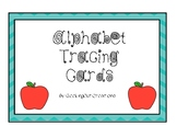 Alphabet Tracing Cards/Mats