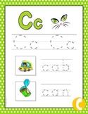 Alphabet Tracing Mats (RF.K.3a)