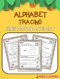 Alphabet Tracing: Fine Motor Skills and Handwriting Practice
