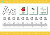 Alphabet Tracing - Learn to Write