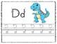 Alphabet Tracing Practice