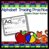 Alphabet Tracing Practice Sheets *No-Prep!*