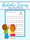 Alphabet Tracing Practice - Uppercase
