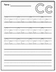 Alphabet Tracing Practice - Uppercase and Lowercase