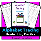 Alphabet Tracing - Practice Booklet