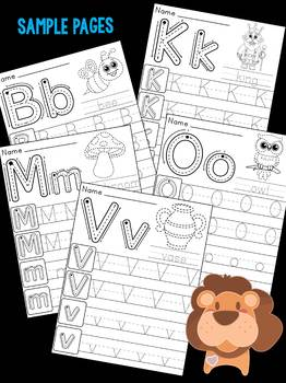 Alphabet Tracing - Trace Letters and Pictures : Peppy Pencil - SET ONE
