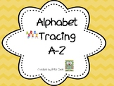 Alphabet Tracing Uppercase and Lowercase - #TeachersLoveTeachers