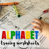 Letter Formation Tracing Worksheets