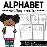 Alphabet Tracing Worksheets Alphabet Practice