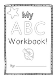 Alphabet Tracing and Letter Recognition Workbook