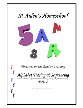 Alphabet Tracing and Sequencing