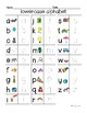 Alphabet Tracing and Writing