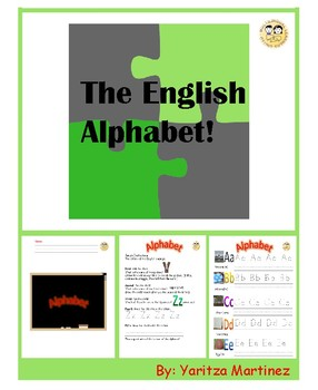 Alphabet Tracing and Writting