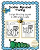 Alphabet Tracing for Toddlers